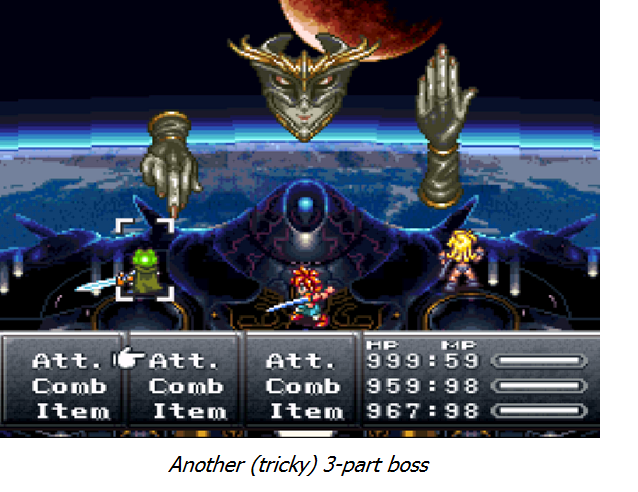 The Game Design Forum Chrono Trigger