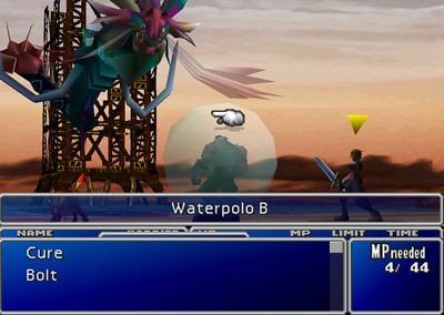 Reverse Design: Final Fantasy 7: Part 4